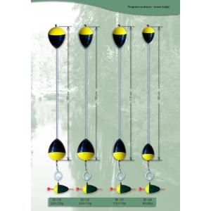 Sumcová bójka průběžná Bubeník BS 110cm 110+110g