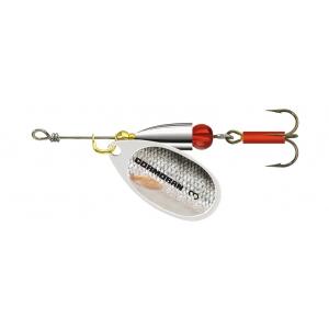 Třpytka Cormoran Bullet - stříbrná střevle (natural minnow)