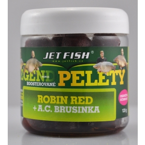 Jet Fish Boosterované pelety 12mm - 120g - Bioliver - Ananas/N-Butyric acid