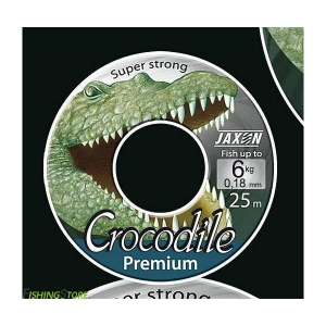 Jaxon Crocodile Premium 25m 0,16mm