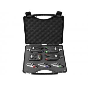 Sada Delphin OPTIMO 9V 3+1 + 3x swinger + 2x snag gear
