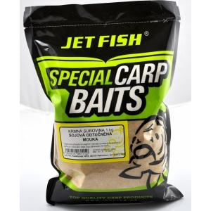 Sojová odtučněná mouka - Jet fish - 1kg