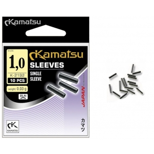 Kamatsu single sleeves K-2192 - krimp spojky 20ks