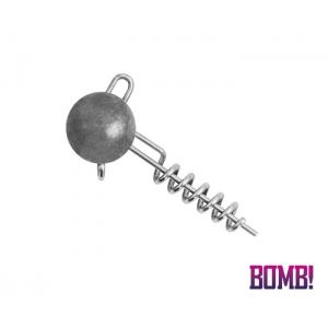Delphin BOMB! Twisto JIGER Zavrtávací hlava / 3ks 12,5g