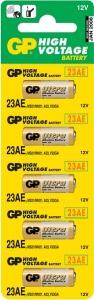 Alkalická speciální baterie GP 23AE, 1 ks