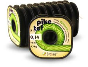 Bro line Pike tef 10 m 0,28 mm 17,5 kg