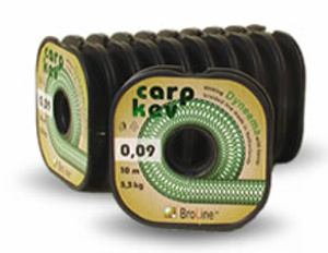 Broline Carp kev 10 m 0,17 mm 11,2 kg
