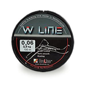 Broline W - line 7m 0,08 mm 4,7 kg