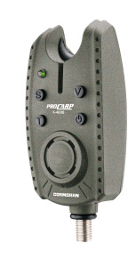 Elektronický signalizátor Cormoran PRO CARP X-4000 - červená dioda