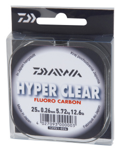 Daiwa Fluorocarbon - HYPER CLEAR