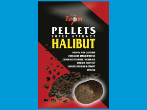 Feeding Halibut Pellets - 2,5 kg Carp Zoom 15mm