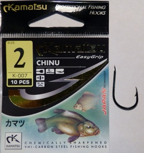 Háčky Kamatsu Chinu s lopatkou