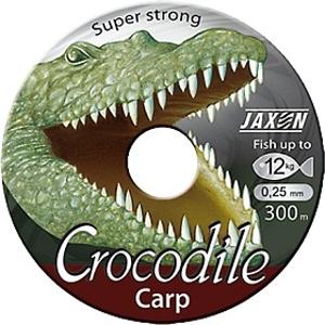 Vlasec Jaxon Crocodile Carp 300m - 0,35mm 20kg