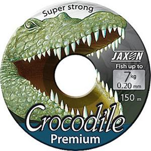 Vlasec Jaxon Crocodile Premium 150m - 0,18mm 6kg