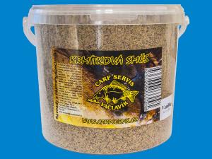 Krmítková směs - kbelík - 5,2 l - Václavík