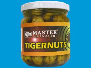 Nakládaný tygří ořech Tigernuts - 212 ml - Vanilka