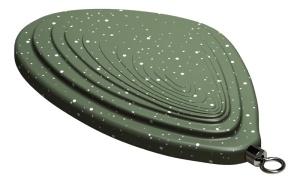 Olovo barvené s obratlíkem- škeble - 30g