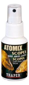 Spray Atomix Kapr 50ml - Jahoda