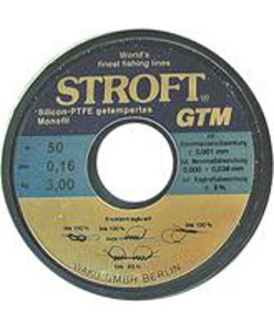 Vlasec STROFT GTM 100 m - 0,10 mm - nosnost 1,4 kg  - 100 m