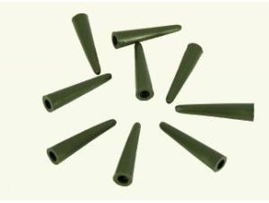 Tail rubber Cone Extra carp - 10ks - 4189