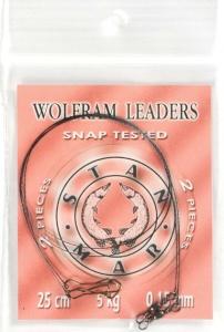 Wolframové Lanko 10kg 2ks - 15cm