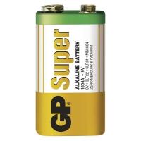 Alkalická baterie GP  Super 9V (6LF22), 1 ks