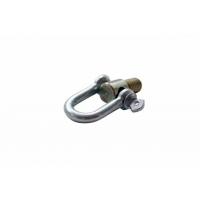 kovový adaptér na podběrákovou tyč pro připnutí čeřenu