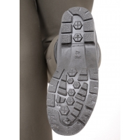 Spro Neoprenové 4mm prsačky s PVC botou č.42