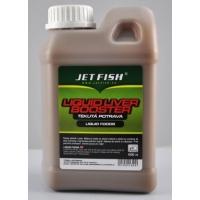 Jet Fish Liquid liver booster - 1l Tekutá potrava