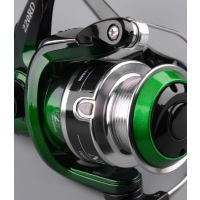 Naviják Spro Necton ATX 2.000 Green