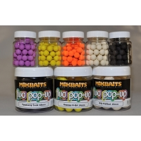 Mikbaits Plovoucí Fluo boilie 14mm 250ml