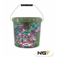 NGT Kbelík Medium Camo Bucket 5L