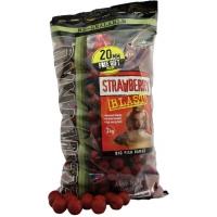 DB Boilies Strawberry Blast S/L 20mm 2kg - Dynamite Baits