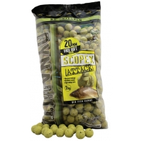 DB Boilies Scopex Attack S/L 20mm 2kg - Dynamite Baits