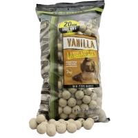 DB Boilies Vanilla Assault Shelf Life 20mm 2kg - Dynamite Baits