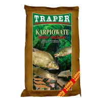 Krmítková směs Traper tekoucí voda 5kg