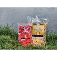 Sweet Baby Corn Pellets Strawberry Carp Zoom - 800 g