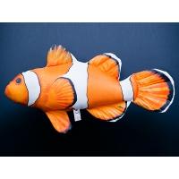 GABY polštář Klaun očkatý - Nemo 56cm