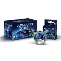 Aramid steel- návazcová šňůrka a lanko