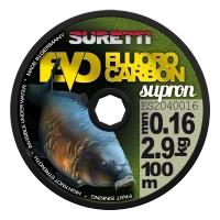 Suretti Supron Fluorocarbon 100m