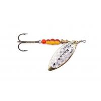Třpytka Mepps Aglia Long Zlatá - stříbrná perleť