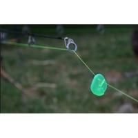 Extra Carp Čihátko Bite Indicator 2ks + Light Stick Zdarma! - zelená