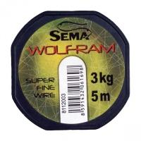 Wolframové lanko 10kg 5m