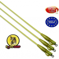 Safety Bolt Rig with Silicone Extra Carp 3 ks - 7937