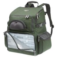 Cormoran batoh zpevněný dvoupatrový na nástrahy s krabičkami 5005