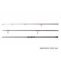 Prut Delphin ETNA E3 3 díly 3,6m 3lbs