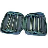 Zatloukací kolíky Carp System 8 kusů