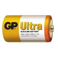 Alkalická baterie GP Ultra LR20 (D), 1 ks