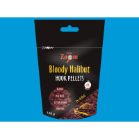 Bloody Halibut Hook Pellets s otvorem 150g Carp Zoom