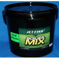 Boilies směs Jet fish - GLM Enduro - 2kg Akce-30%